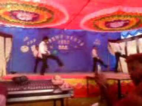 Rajaram Bapu College Of Pharmacy Group Dance By Shailesh And Group