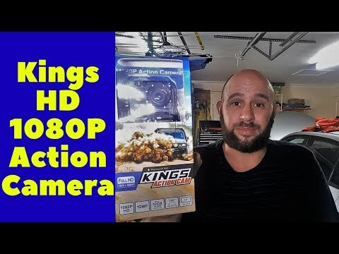 Adventure Kings Action Camera Review