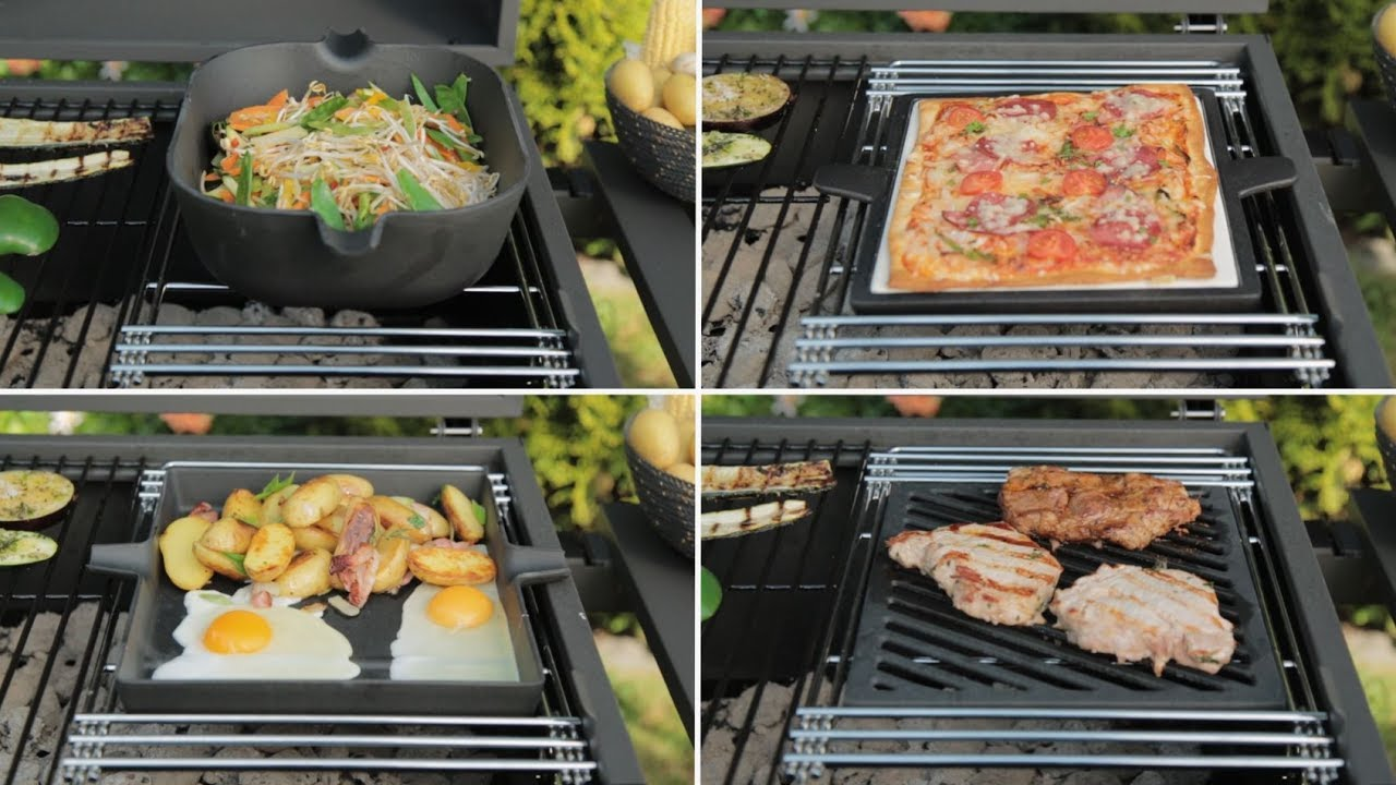 Tepro Holzkohlegrill Toronto Click Bewertung : Top oder flop tepro toronto holzkohlegrill im test Самые