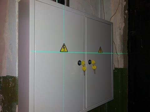 Электромонтаж в подъезде и слаботочные цепи в квартире.