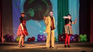 Нерчинск, апрель, фестиваль ретро-песни
