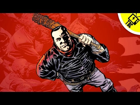 The Walking Dead's Negan: Everything You Need to Know (The Dan Cave w/ Dan Casey)