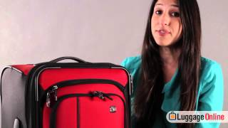Victorinox Swiss Army Werks Traveler 4.0 - Reviewed by LuggageOnline.com - Luggage Online
