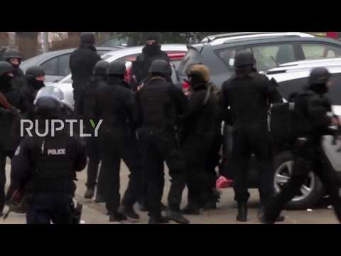 Serbia: Serb official arrested by Kosovan police for entering territory