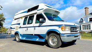 VANLIFE TOUR | Super Detailed Campervan Motor Home RV Dwelling