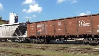 Склад с ЖД веткой для перевозки сыпучих грузов(, 2016-08-25T11:17:03.000Z)