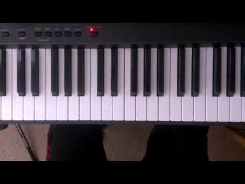 Major Scales: How to Play E Flat Major Scale on Piano (Right and Left hand)