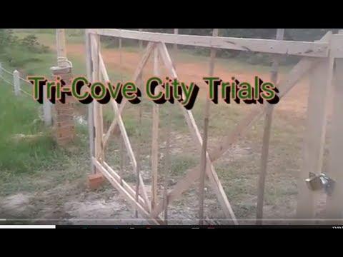 Tri-Cove City Trials 004: Farm Gate Build