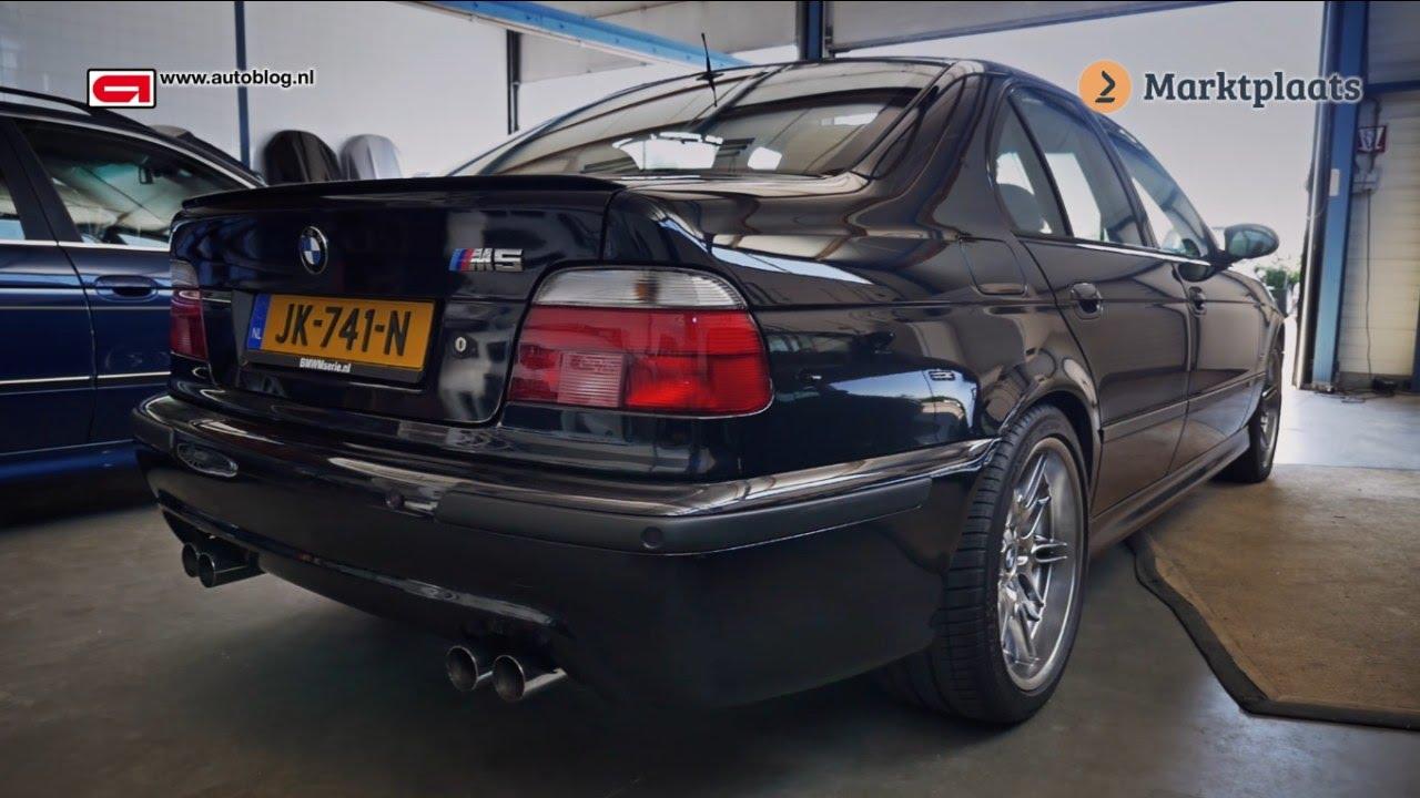 2016 Bmw M5 >> BMW M5 1998 - 2003 (E39) buying advice - YouTube
