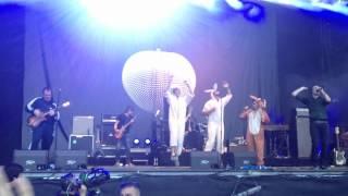 Madsen - Mein Herz bleibt hier [Live@Taubertal Festival2012]