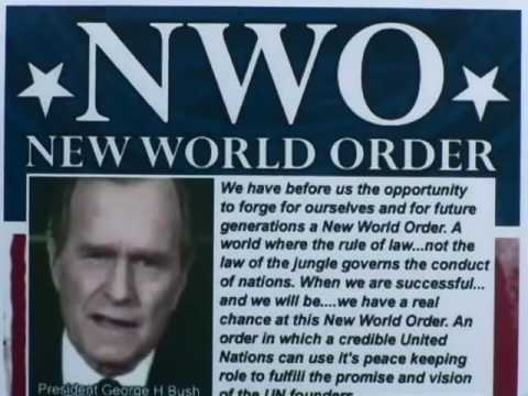 Bill Huges  Lucifer & Vatican Creating New World Order