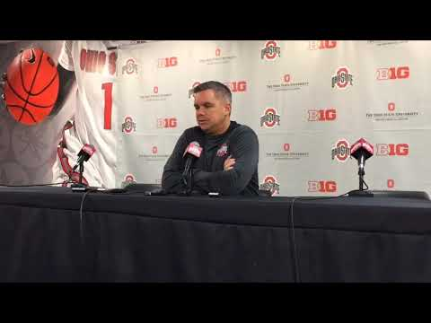 Ohio State basketball: Chris Holtmann previews Northwestern