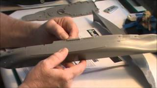 USS ARIZONA Model Ship Part 1