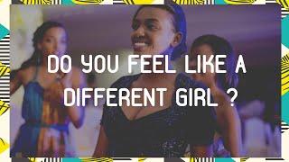 DO YOU FEEL LIKE A DIFFERENT GIRL? | KWA RUBANGURA |
