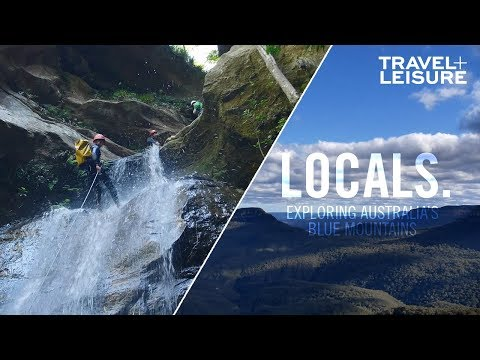 The Ultimate Adventure in Australia's Blue Mountains | LOCALS. | Travel + Leisure