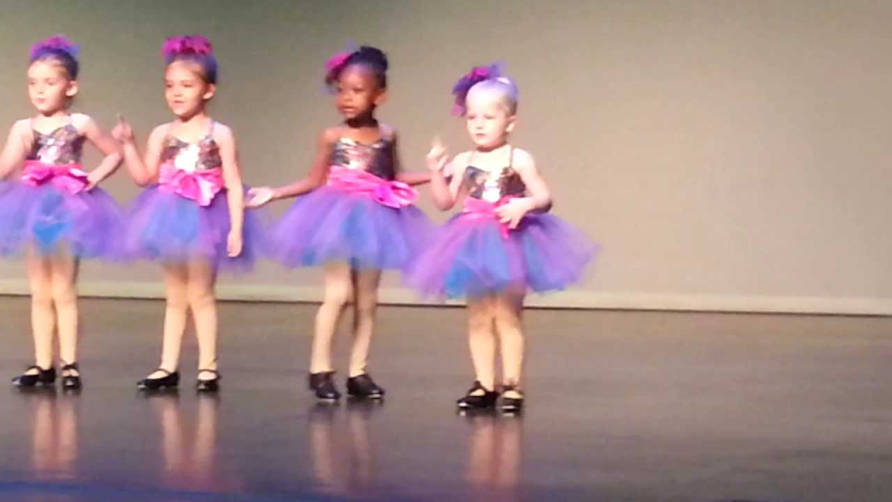 cbdbdcb4d5bc Original Dance Factory Preschool Tap - YouTube