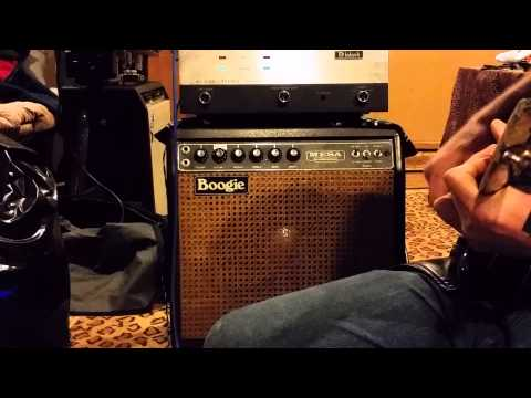 Modified Tube Preamp into MC2120 by Shakedown Amps