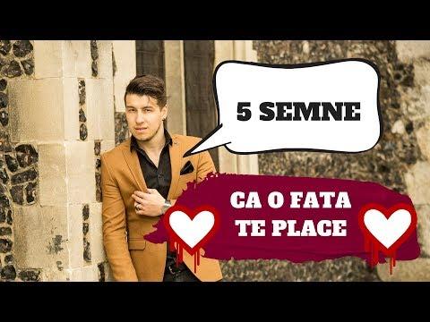 5 SEMNE CA O FATA TE PLACE l FARA SENS TV ( 5 signs a girl likes you)