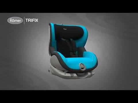 Britax Rmer Trifix | обзор