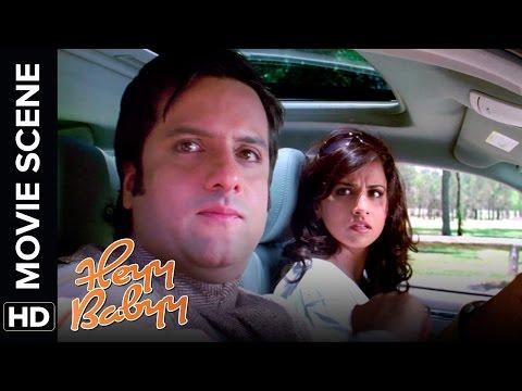 Fardeen the Slowest Driver Ever | Heyy Babyy | Movie Scene