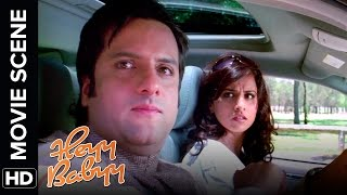 Fardeen the Slowest Driver Ever | Heyy Babyy | Movie Scene