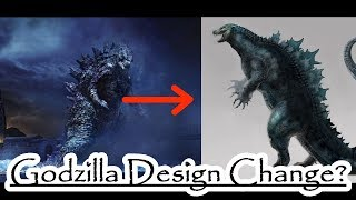 Godzilla To Have A Major Redesign In Godzilla King Of The Monsters