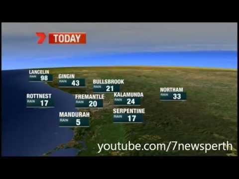 Seven News Perth - Full Bulletin 3/02/2012
