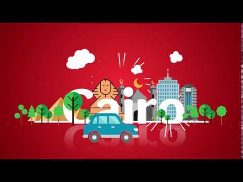 motion graphics - Tourism cities