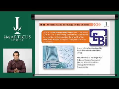 M1 T6 - Financial Regulators