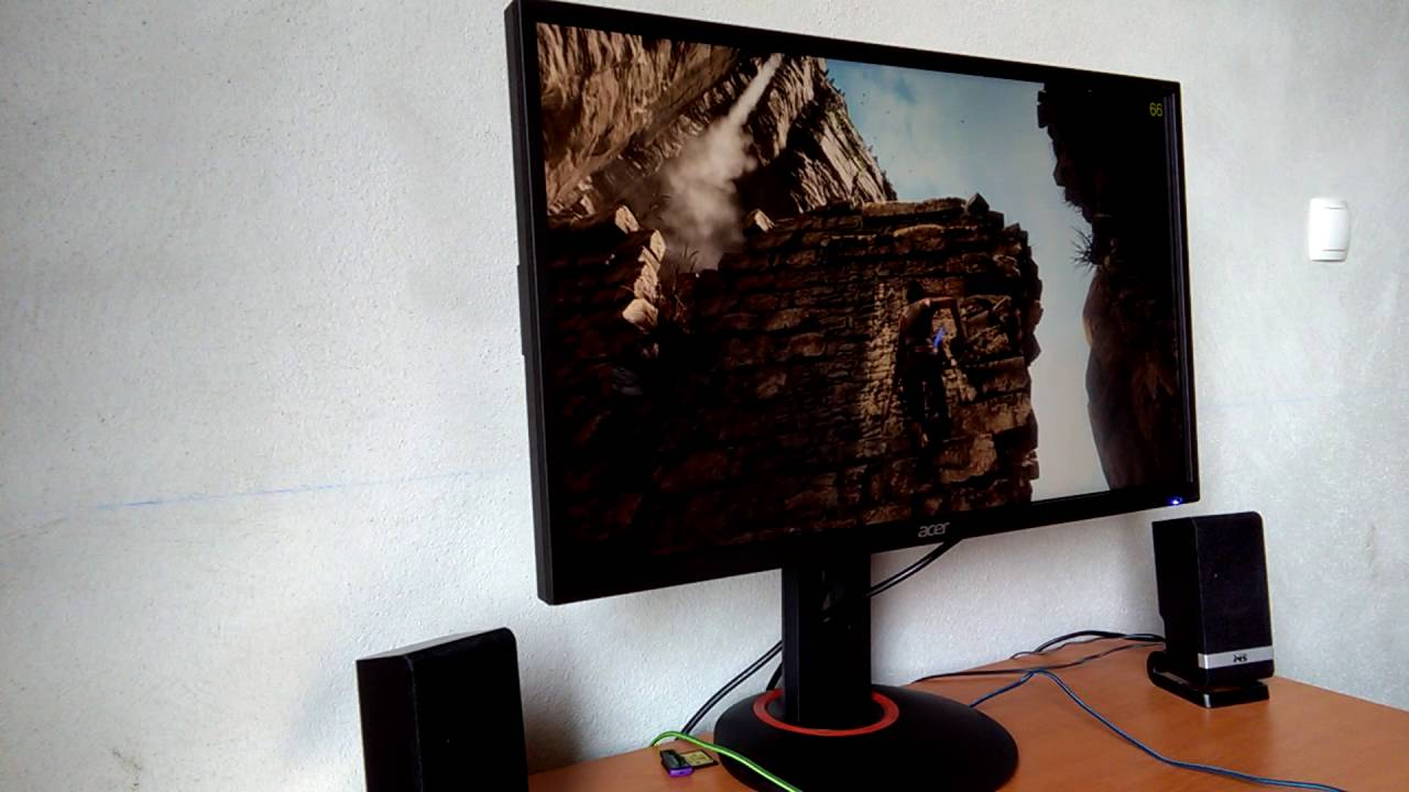 Review R9 Fury Nitro 4GB HBM Benchmark Acer XF270HU Gaming GTA 5 Rise of  The Tomb Raider I7 6700K