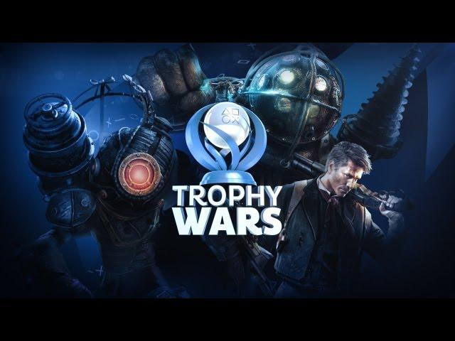 Platinum Each BioShock! - Trophy Wars