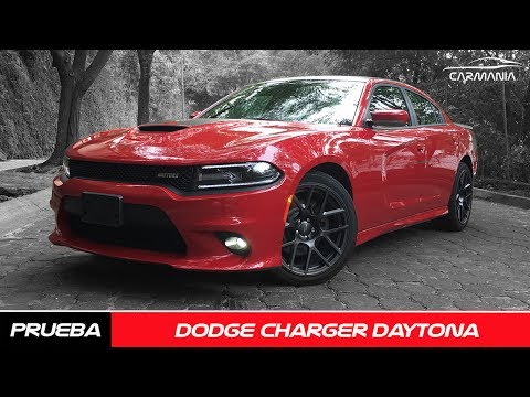 Dodge Charger Daytona a prueba - CarManía