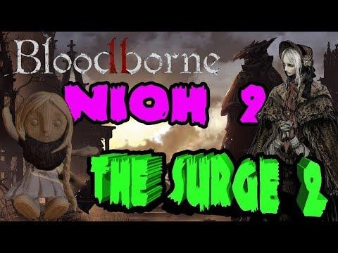 Игры которые стоит ждать любителям Dark Souls #3