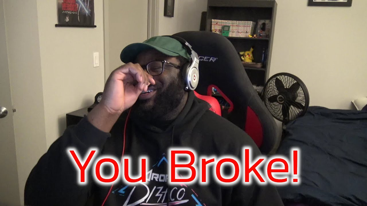 shofu - You Broke!
