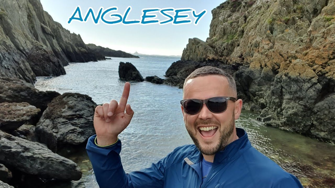 Wild Camping On Anglesey | Multi Day hike | Rather drunk 🥴 ...