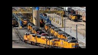 Union Pacific's Bailey Yard North Platte Nebraska thumbnail