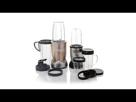 NutriBullet Pro 900 and Magic Bullet Food Extractor Combo