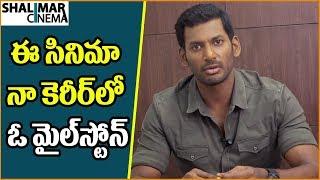 Telugutimes.net Vishal about Detective Movie Success