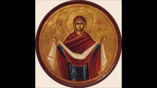 Покров Пресвятой Богородицы - очень красивая песня .