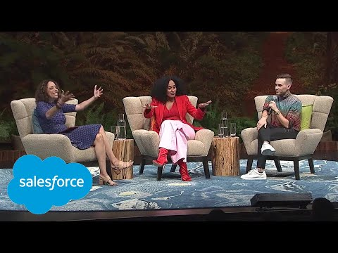 Equality Keynote with Tracee Ellis Ross and Adam Rippon