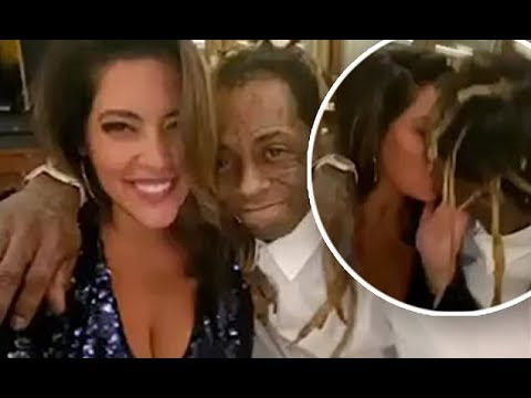 Lil Wayne Goes Instagram Official with Model Denise Bidot Just a ...