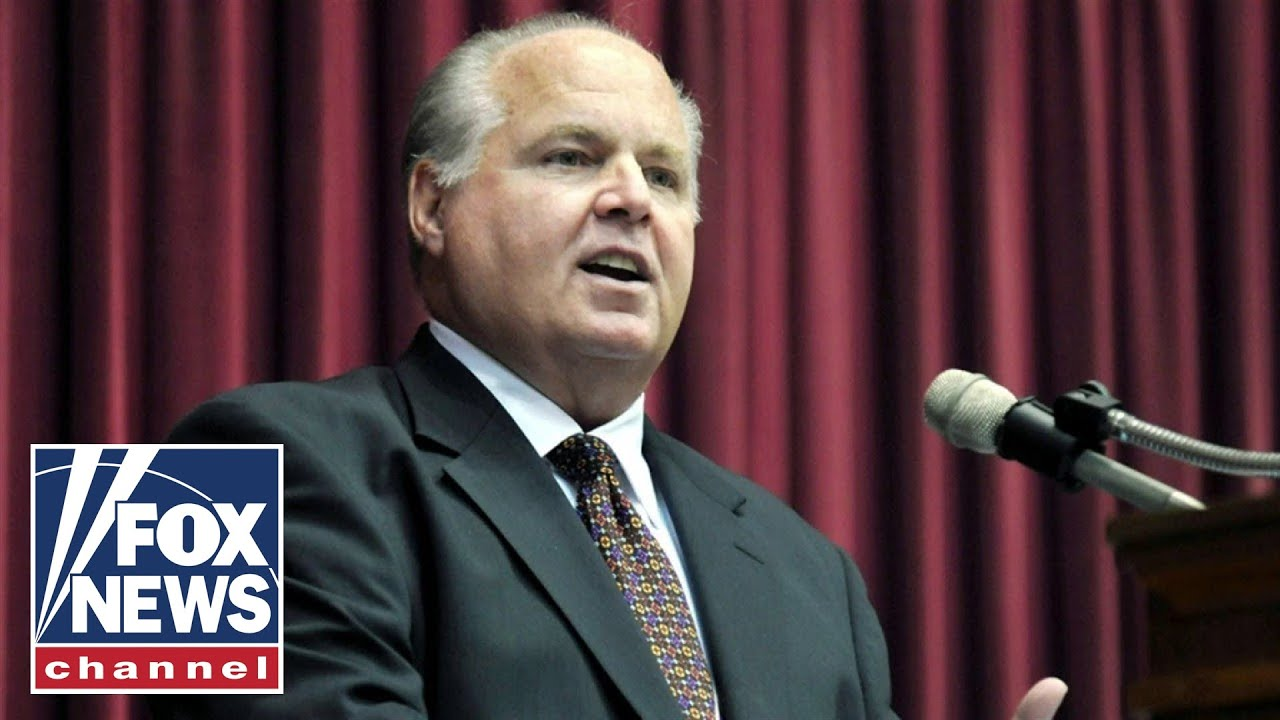 Rush Limbaugh Announces Advanced Lung Cancer Diagnosis