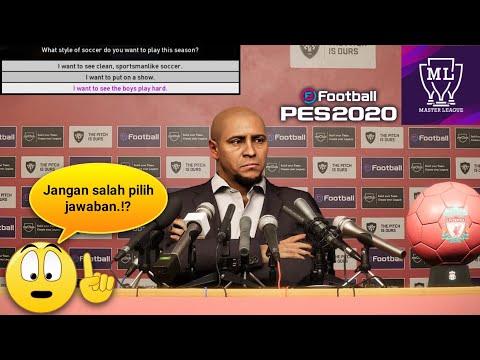Master League eFootball Pes 2020 ~ Jangan Salah Pilih Jawaban!? - 동영상