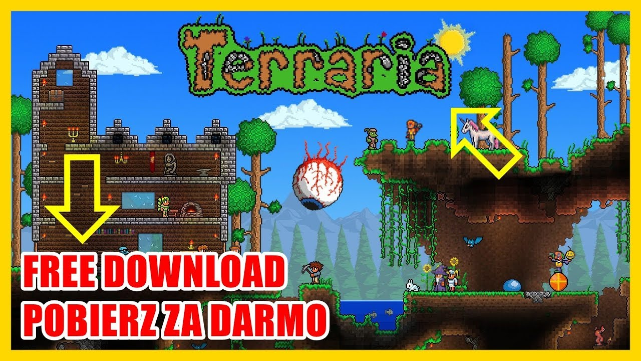 free download for terraria