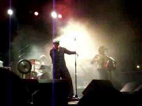 Java - Le poil  [Live à Verdun 11/08/07]