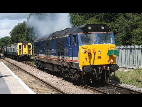 Spa Valley Railway Diesel Gala 2017