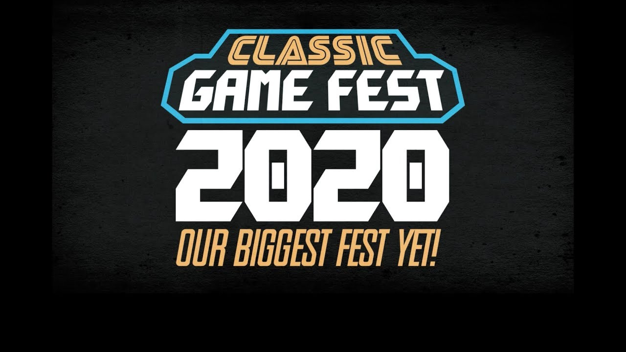 Top 10 Gaming Youtubers 2020.Classic Game Fest