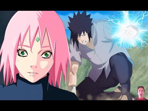 Naruto 697 Manga Chapter Review- Best Part of Naruto VS Sasuke Full Final Fight! ナルト 697