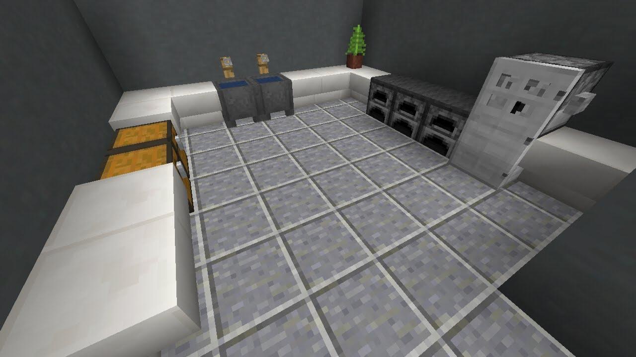 Cara Membuat Dapur Di Minecraft Pe