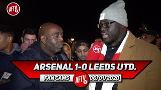 Arsenal 1-0 Leeds United | I Don't Want Boateng &  We Need To Sign A Right Back!